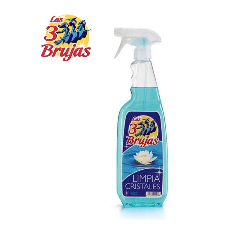 3 Brujas / 3 Witches Glass and Mirror Cleaner