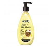 Amalfi Hand Soap with Pump Top 500ml - Pina Colada