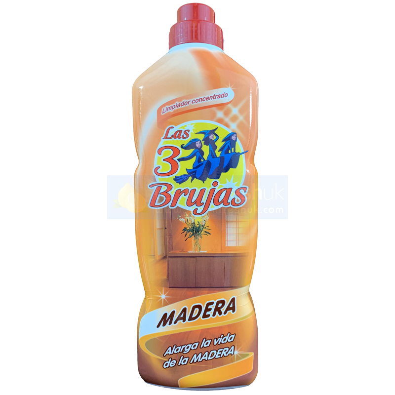 3 Brujas / 3 Witches Wooden Floor Cleaner