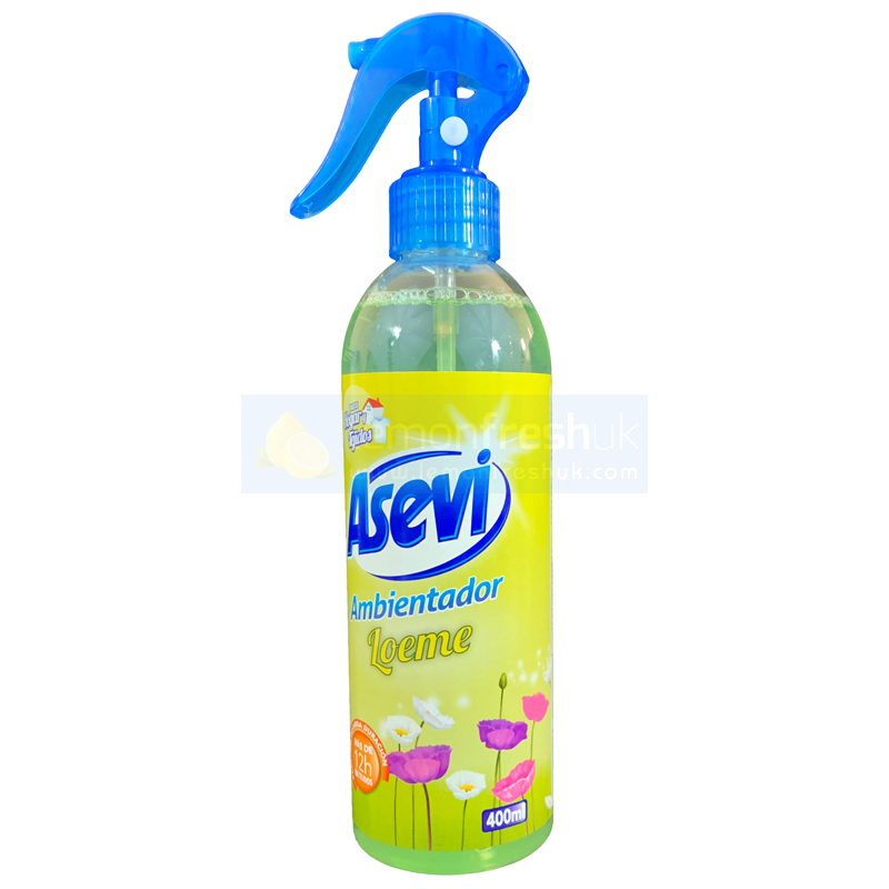 Asevi LOEME Air and Fabric Spray - Bouquet