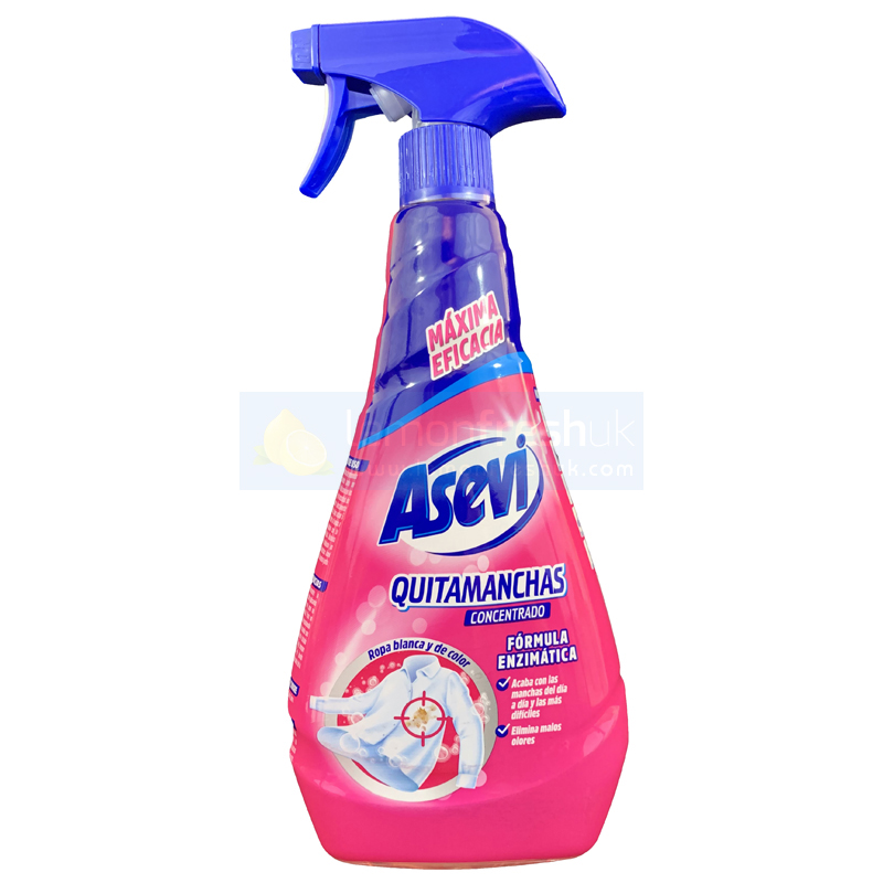 Asevi Clothing Stain Remover 750ml