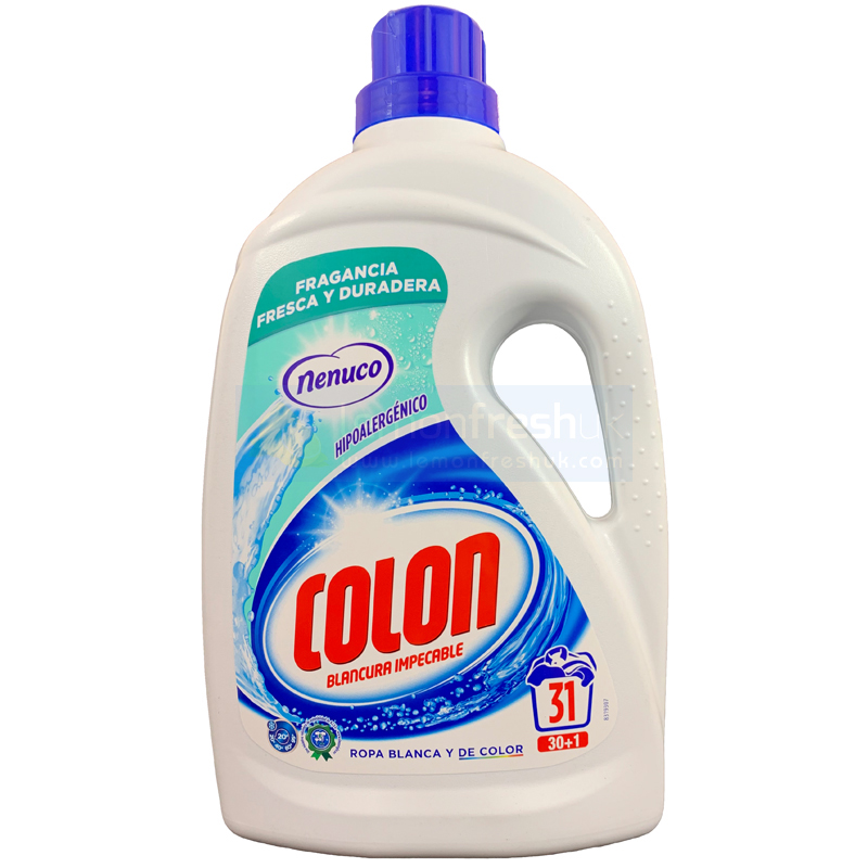 Nenuco Colon Washing Gel 1.6L
