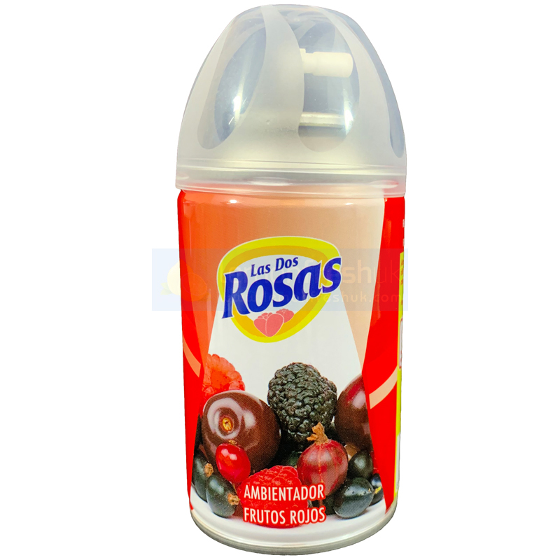 Las Dos Rosas Freshmatic Compatible Refill 250ml - Red Fruits