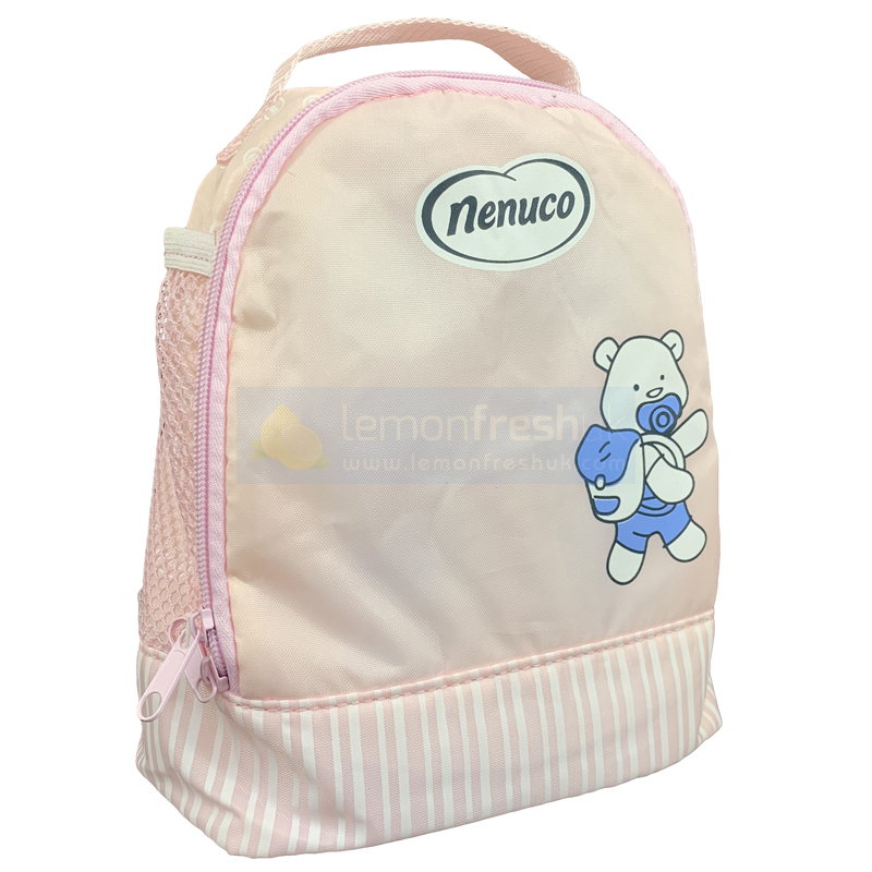 Pink Nenuco Backpack Gift Set
