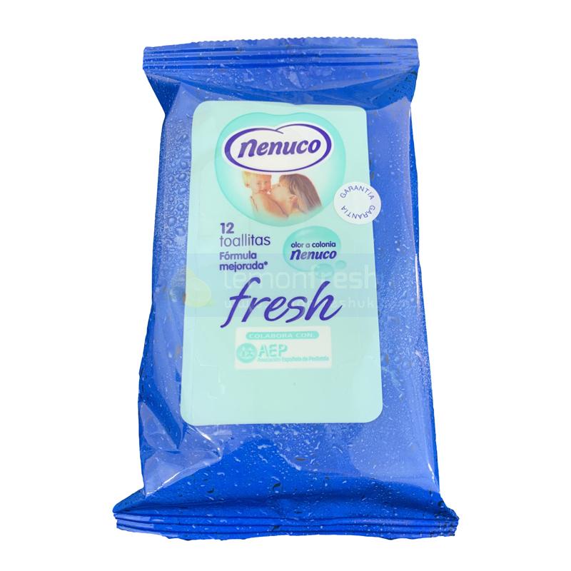 Nenuco Fresh Handwipes