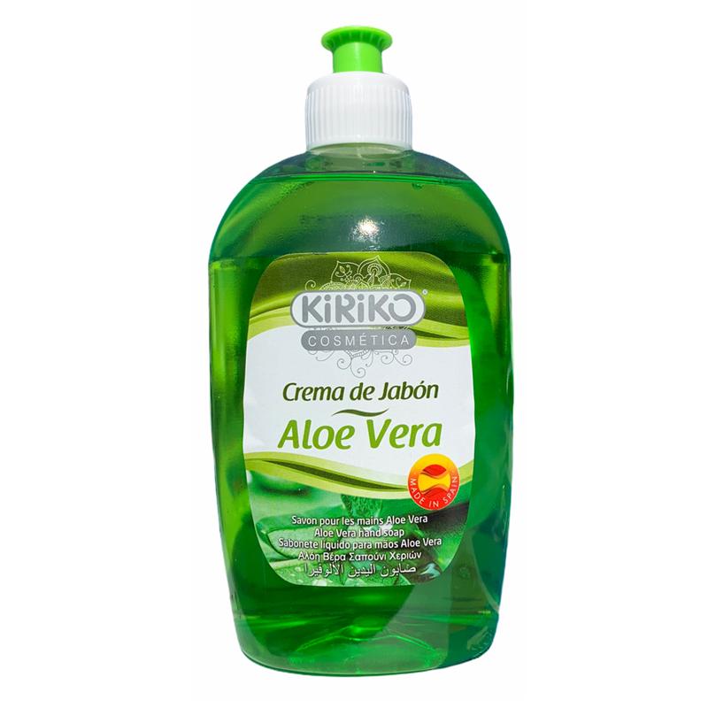 Kiriko Hand Soap 500ml - Aloe Vera