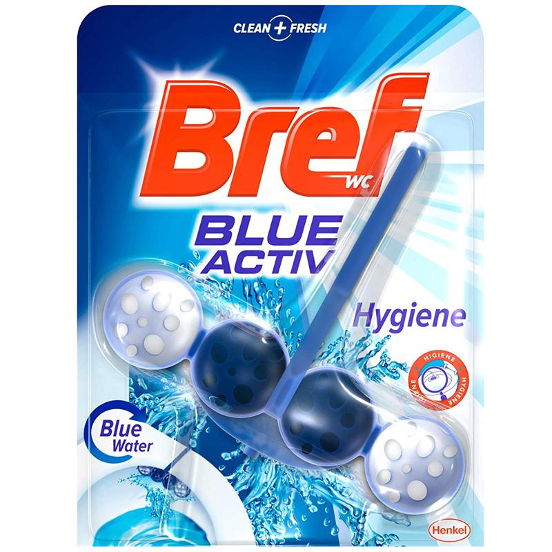 Bref Toilet Basin Freshener Clip On - Blue Active Hygiene