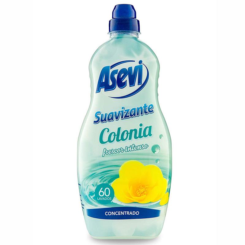 Asevi Fabric Softener Colonia - Cologne 1.5L