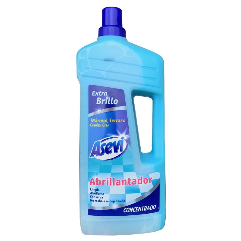 Asevi Abrilliantador - Hard Surfaces Cleaner Marmol 1400ml