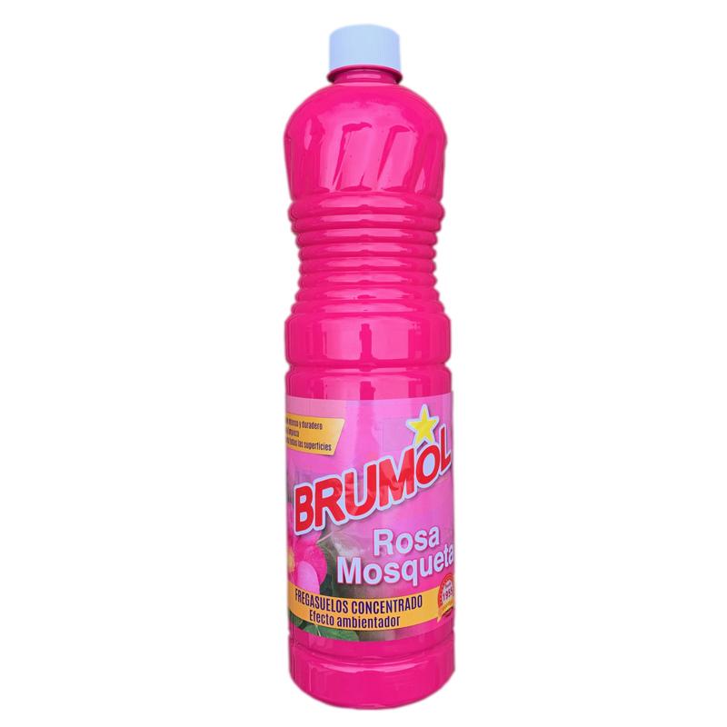 Brumol Pink Floor Cleaner - Rosa Mosqueta 1 Litre