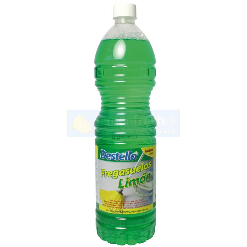 Destello Floor Cleaner - Lemon 1.5L
