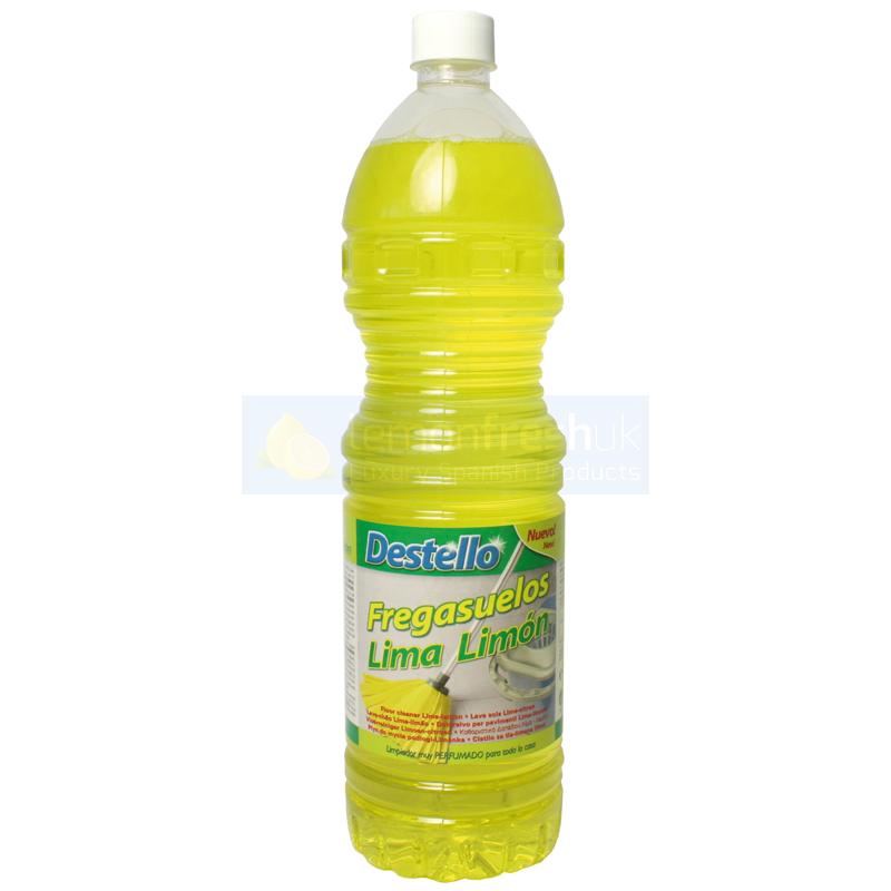 Destello Floor Cleaner - Lime & Lemon 1.5L