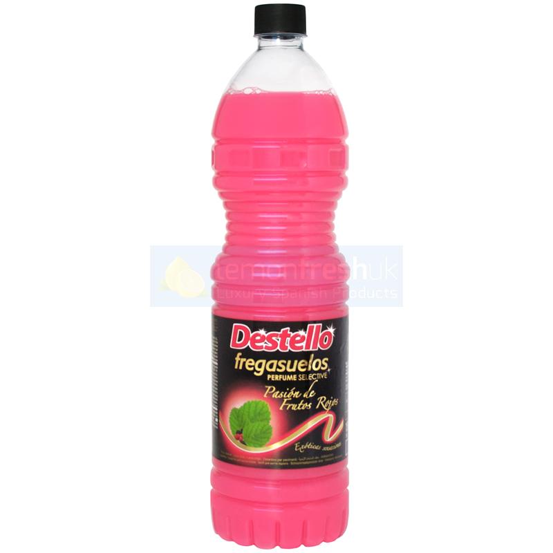 Destello Floor Cleaner - Red Fruits 1.5L