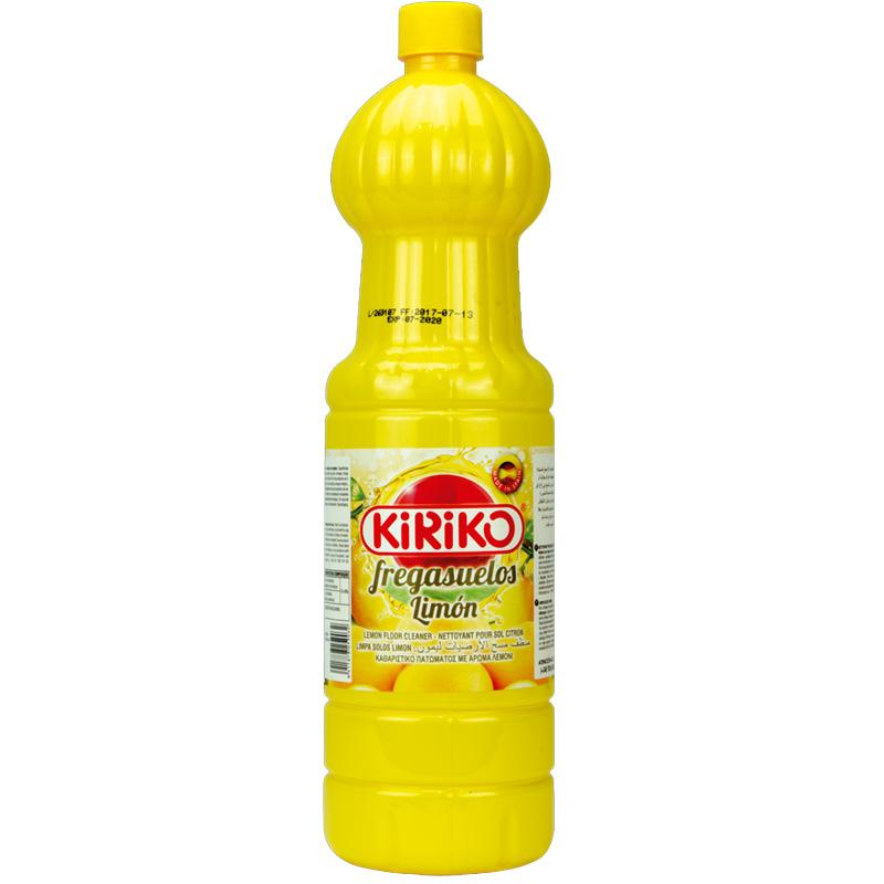 Kiriko Floor Cleaner 1.5L - Lemon