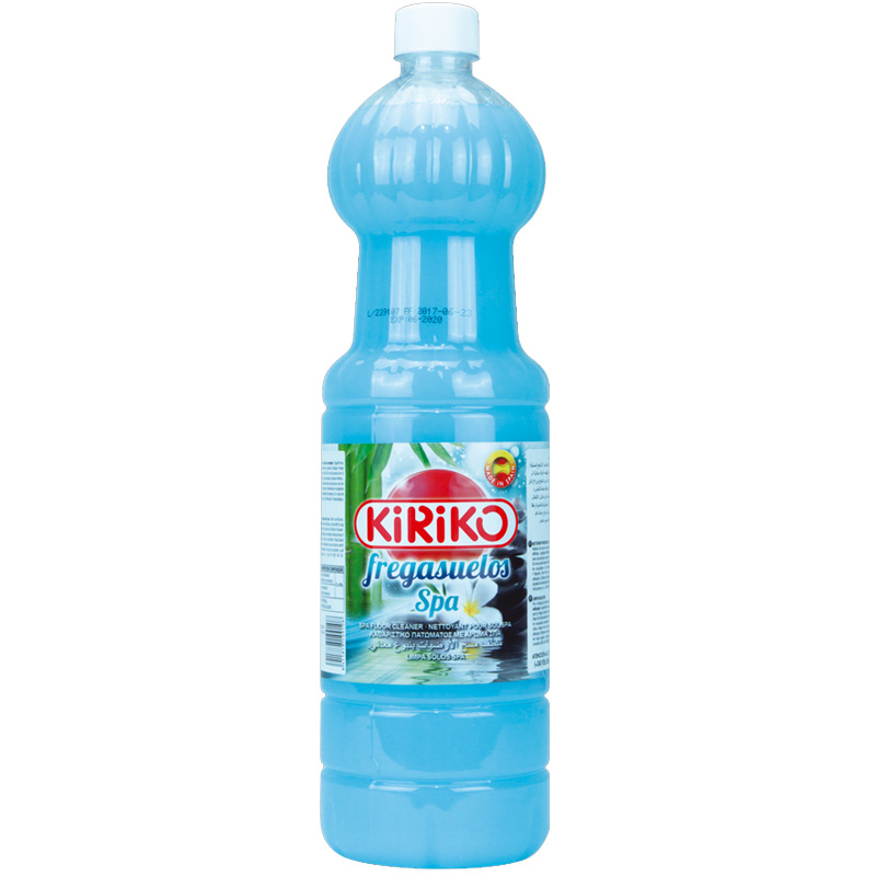 Kiriko Floor Cleaner 1.5L - Spa