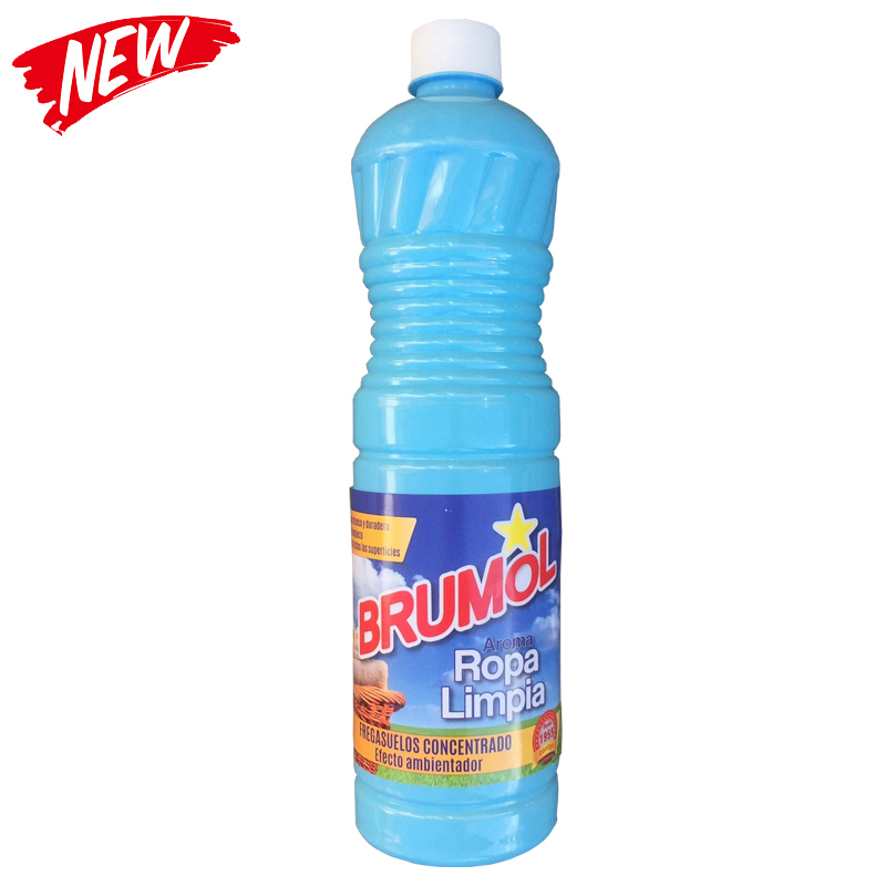Brumol Blue Floor Cleaner - Ropa Limpia 1 Litre