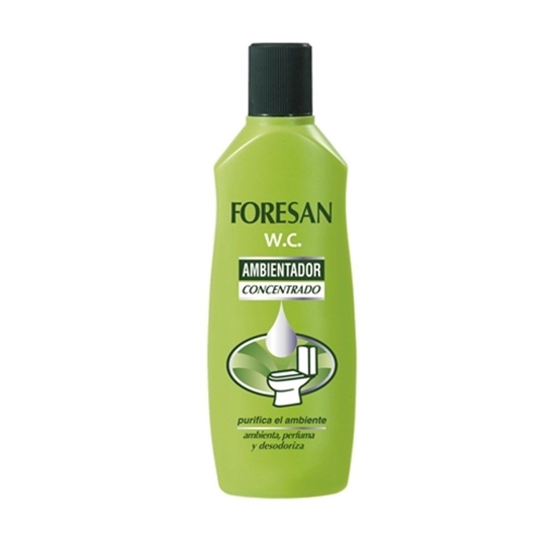 Foresan WC Toilet Drops - Concentrated Air Freshener Liquid Drops