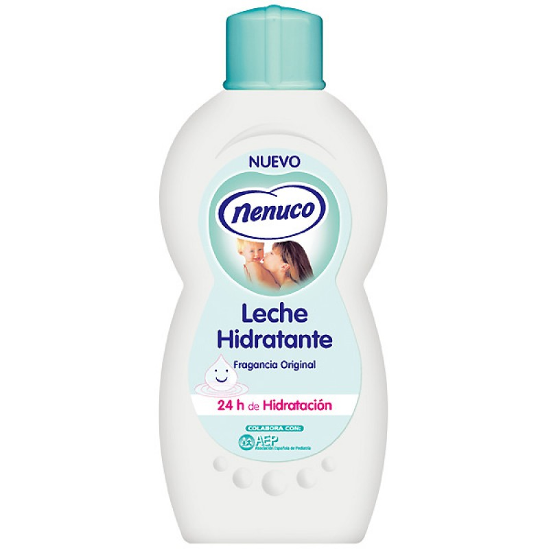 Nenuco Hydrating Moisturising Milk 400ml