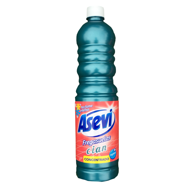 Asevi Blue Floor Cleaner Concentrated - 1L