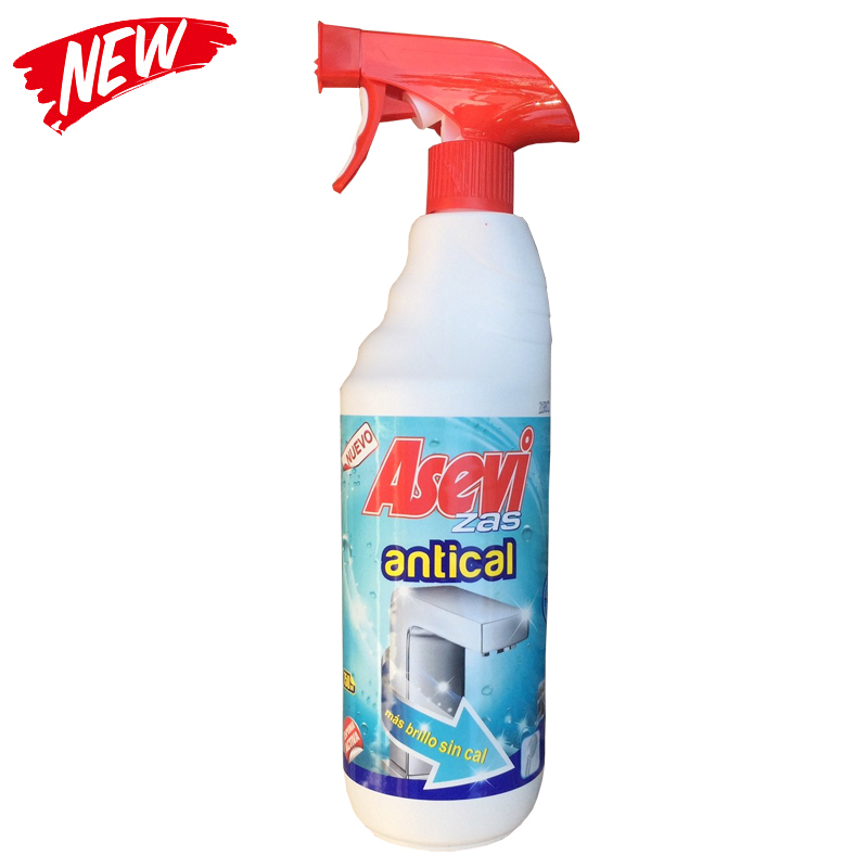 Asevi Limescale Remover - With Active Foam Technology 750ml