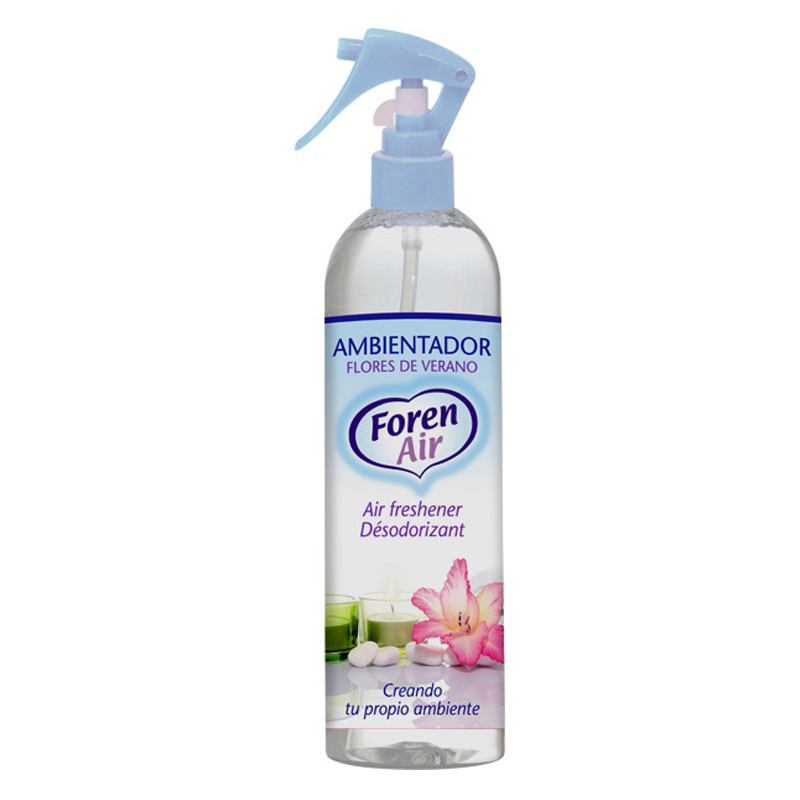 Foresan Foren Air - Air Freshener Spray - Summer Flowers 400ml