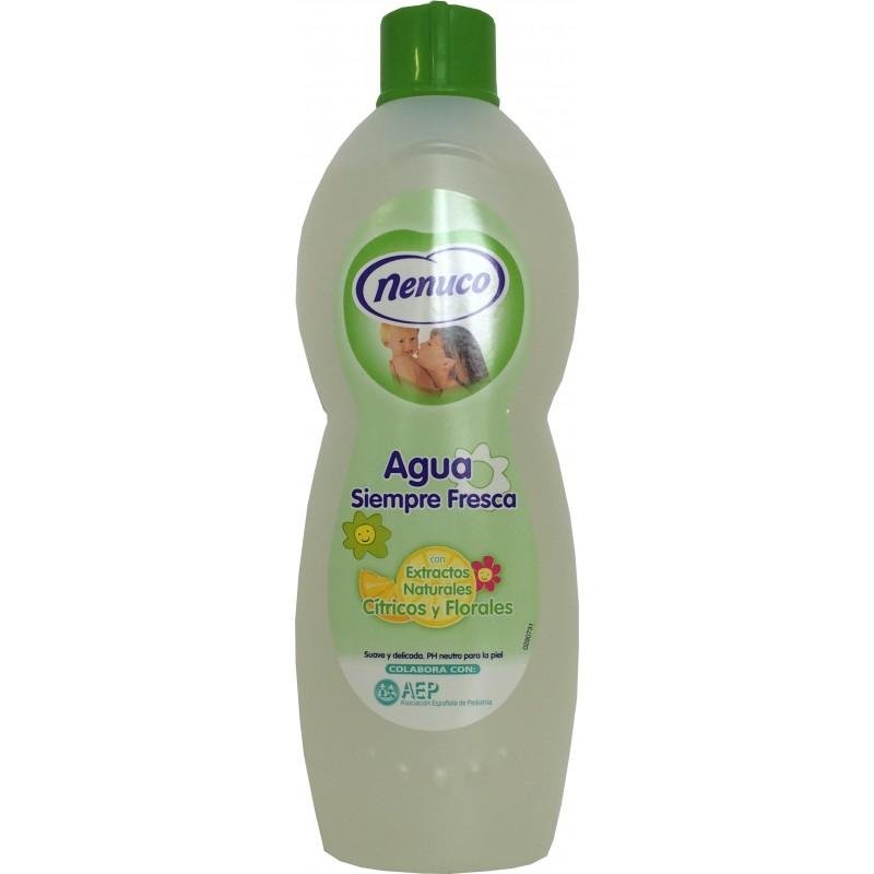 Nenuco Agua Siempre Fresca 'Always Fresh' 600ml
