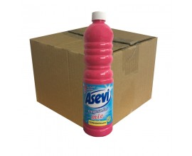 Asevi Floor Cleaner Pink - 1 Case - 12 Units
